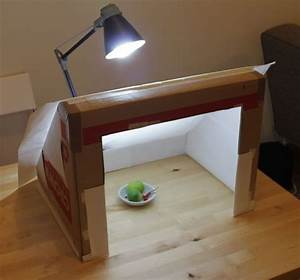 Simply Cooked: Light Box for Staging Food Photography: Step-by-Step   Light box diy, Diy ...
