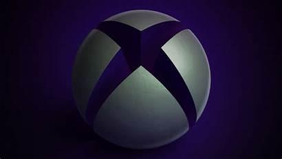 Xbox Purple Dark Giant Sphere Wallpapers Background