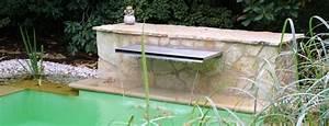 Wasserbecken Aus Beton : wasserspiele teiche zinsser gartengestaltung ~ Michelbontemps.com Haus und Dekorationen