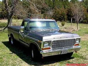 Purchase Used Survivor 1978 78 Ford F150 F