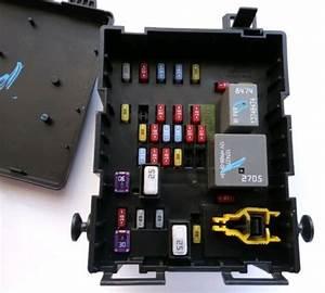 2012 Dodge Journey Fuse Box Oem Pn  68068355ac
