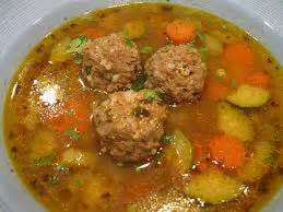 albondigas soup mexican meatball soup keeprecipes