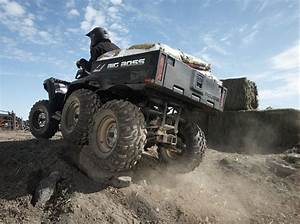 Polaris Sportsman 2009 Big Boss 6x6 800 Service Repair