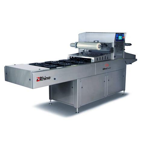 machine cuisine rhino 10 automatic tray sealing machine with map modified