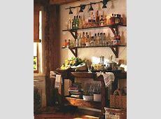 Rustic Interior Design with Cheap Handmade Wet Bar Ideas