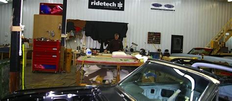 Custom Auto Upholstery Shops by Shop Profile Cutter S Custom Stitchin The Hog Ring
