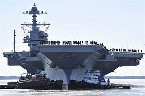 Largest Naval Ship Aircraft Carrier in the World ...