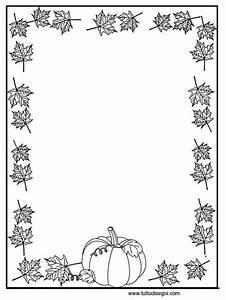 Bricolage Halloween Adulte : cornicetta zucca foglie2 bricolage pinterest coloriage automne et bricolages halloween ~ Melissatoandfro.com Idées de Décoration