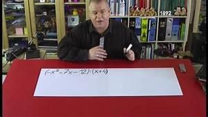Nullstellen Berechnen Polynomdivision : polynomdivision mathematik online lernen ~ Themetempest.com Abrechnung