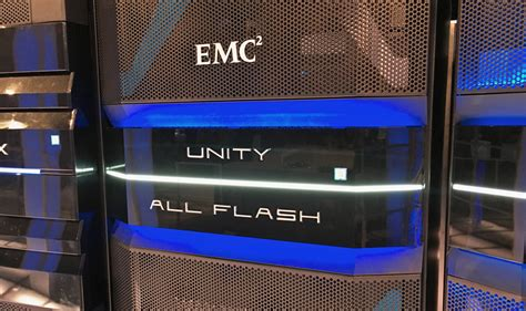 EMC Introduces All-Flash Unity For Less than $18,000 ...