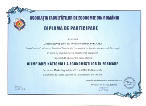 diploma of marketing the national students studying economics and business