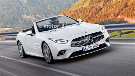 Mercedesamg Engineering Next Slclass As Soft Top 2+2