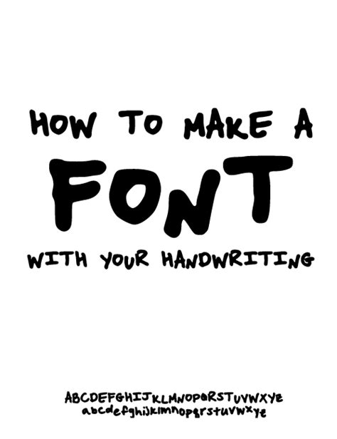 handwriting font the college prepster