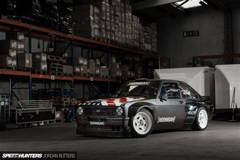 hoonigan cars wallpaper ken block 39 s hoonigan ford escort mk2 rs speedhunters