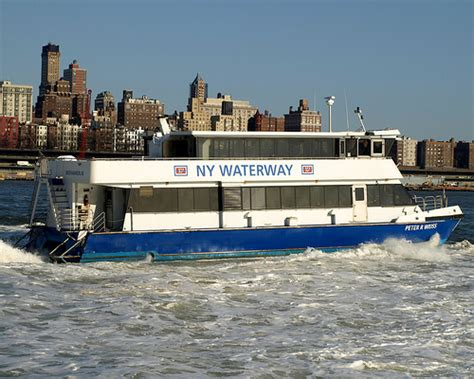 Ferry Boat New York by Ny Waterway Ferry Boat New York City Flickr Photo