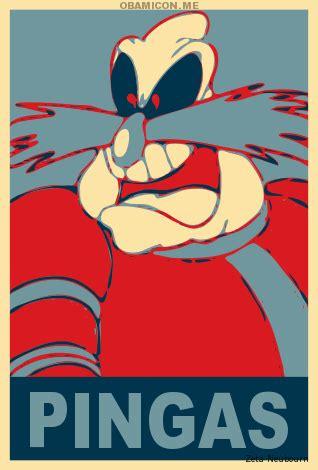 Pingas Meme - vote robotnik for pingas by zeta neubourn on deviantart