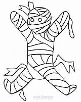 Mummy Coloring Pages Printable Halloween Egyptian Coffin Template Mummies Sheets Cool2bkids Getcoloringpages Drawings sketch template