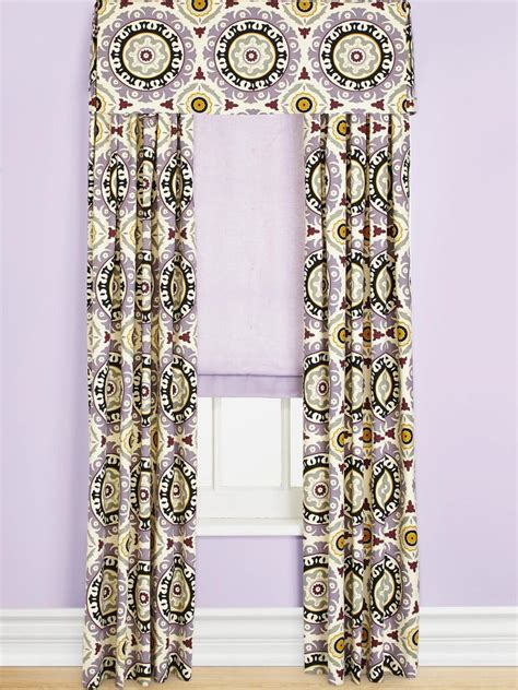 styles  custom window treatments hgtv