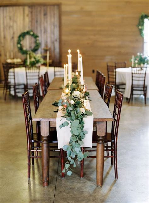 romantic birmingham wedding  cassidy carson farm table