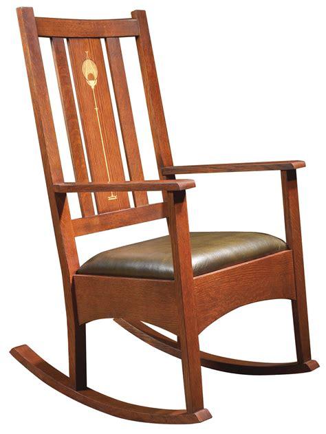 stickley san francisco gus bow arm morris chair