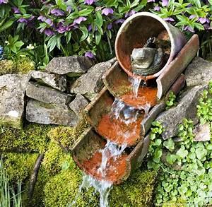 Bulleur Pour Bassin : 9 exemples de fontaines pour votre jardin bassin ~ Premium-room.com Idées de Décoration