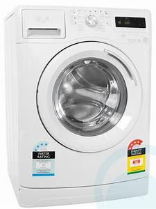 7kg Front Load Whirlpool Washing Machine Wfe1470