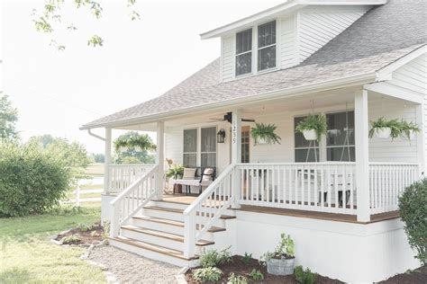 high small front porch how to cover concrete steps with wood farmhouse on boone