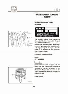 2004 Yamaha Outboard F25c T25c Boat Motor Owners Manual