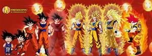 Goku's Evolution by henriqueuzumaki on DeviantArt