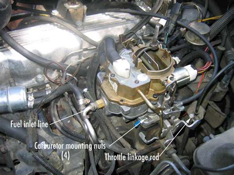 1982 Jeep Cj7 Carburetor Diagram by Which Carb Do I Here Is A Picture Jeep Cj Forums