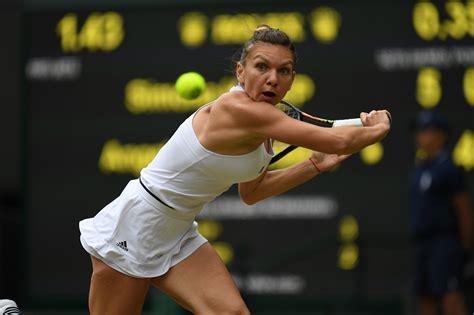 Simona Halep v Angelique Kerber match highlights (SF) | Australian Open 2018 - Peggo