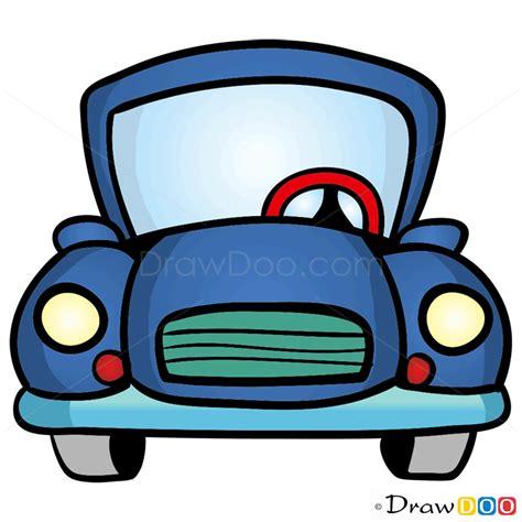 cartoon car how to draw blue car cartoon cars
