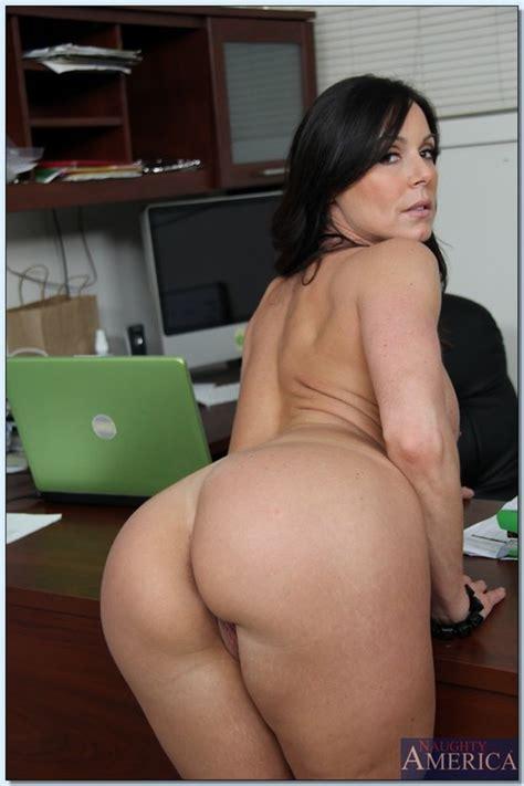 Lovely MILF Secretary Boned Hard In The Office Photos