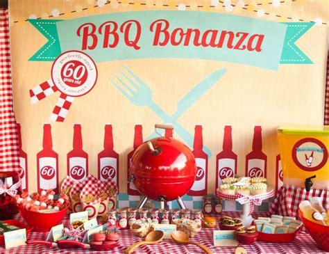birthday bbq adult bbq 60th birthday quot bbq bonanza quot catch my party