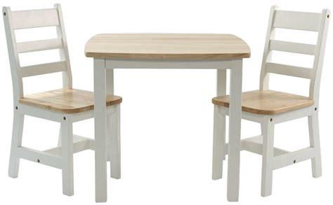 Tisch Und Stuhl Kinder by Kinder Sitzgruppe Mit Kindertisch Tisch Und 2 St 252 Hlen