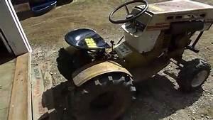 sears ss16 mud mower part 5 - YouTube
