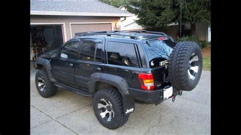 jeep grand wj lifted jeep wj project