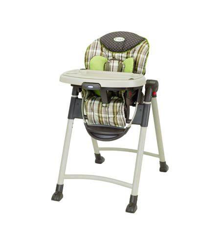 graco contempo highchair in glen forest high chairs