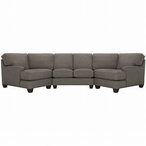 city furniture york dk gray fabric dual cuddler sectional With gray sectional sofa with cuddler
