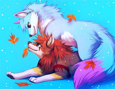 Best 25+ Anime Animals Ideas On Pinterest