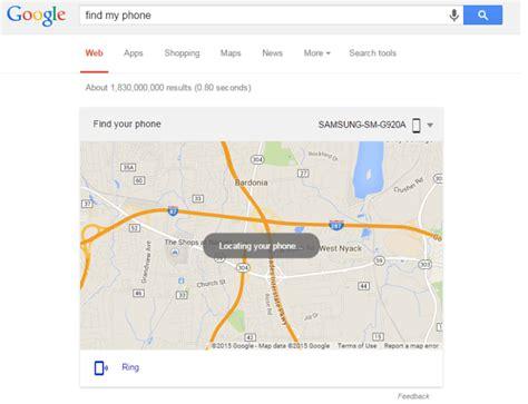 android find my phone locirajte svoj izgubljeni android uređaj direktno iz