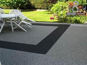 beton et resine le specialiste du beton et de la resine With tapis de pierre extérieur