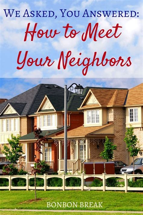 Apartment Living Neighbors by 5 Ways To Get To Your Neighbors Meeting The