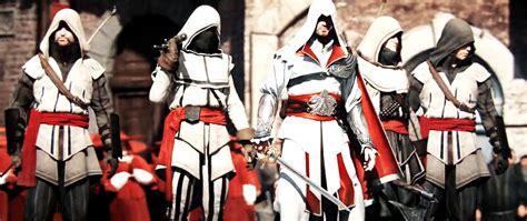 Savage Everything Ezio Auditore — Renaissance Assassin