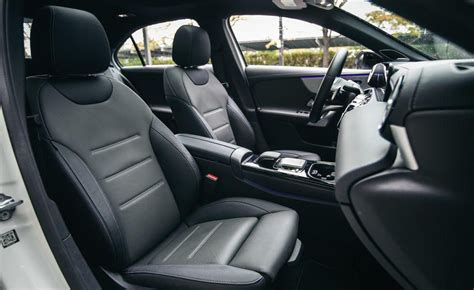 By blogsedanposted on april 1, 2020. 2020 Mercedes-Benz A-Class Interior Review - Seating ...