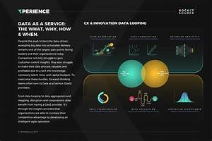 Data As A Service  The What  Why  How  Who  And When