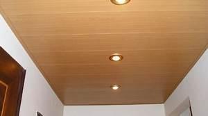 Faux Plafond Pvc : faux plafond en pvc groupe hage ~ Melissatoandfro.com Idées de Décoration