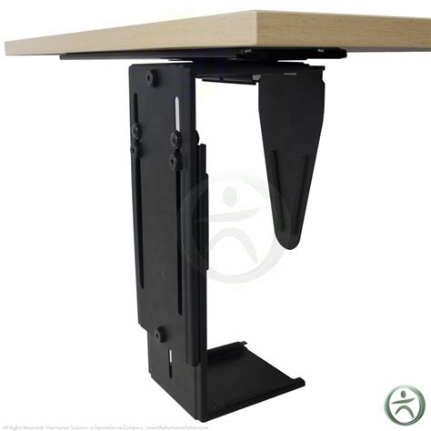 Cpu Holder Desk Mount Small by Uplift Cpu Holder Shop Uplift Cpu Holders