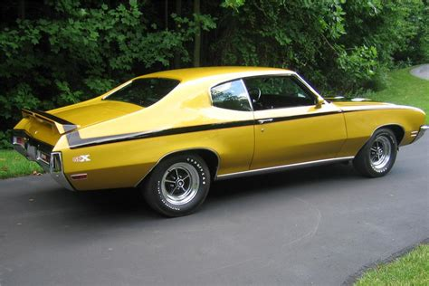 Buick Gsx Stage 2 by 1971 Buick Gsx Stage 1 2 Door Coupe 162301