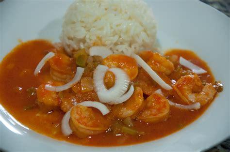 haitian shrimp kribich  sos